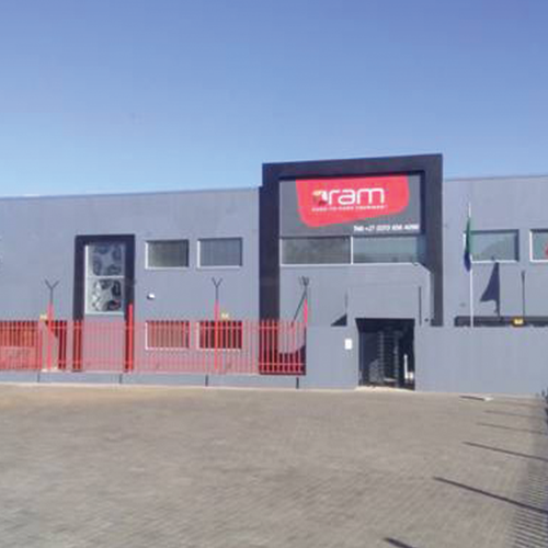 RAM Witbank Offices